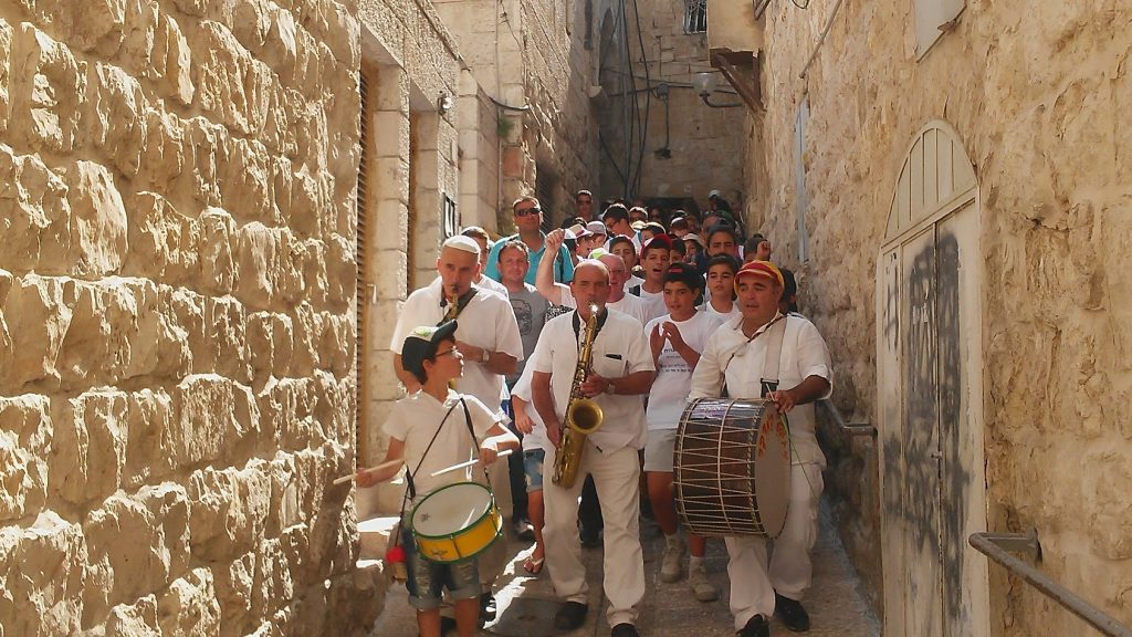 Barmitzvah at the kotel