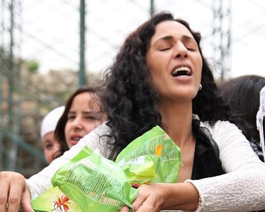 בעזרת ישראל לא ניתן לזרוק סוכריות על חתן בר המצווה